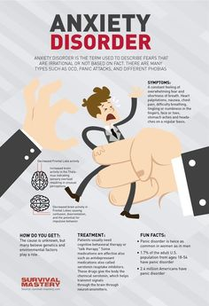 Tips and Natural Remedies to Relieve Anxiety | Symptoms and How to Control Anxiety Without Treatment | SHTF Tips by Survival Life at http://survivallife.com/tips-and-natural-remedies-to-relieve-anxiety/