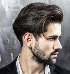 Medium Hairstyle for Men Top Hairstyles for Hairstyles for Men 2019 Mens Straight Hairstyles, Top Hairstyles For Men, Indian Hairstyles, Hairstyles Haircuts, Haircuts For Men, Hipster Hairstyles Men, Medium Hair Styles, Long Hair Styles, Hair Trim