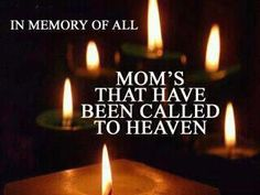 ☆.。.:*・°☆.。.:*・°☆.。.:*・°☆.。.:*・°☆ You are so missed Mom, I love you. xox ☆.。.:*・°☆.。.:*・°☆.。.:*・°☆.。.:*・°☆