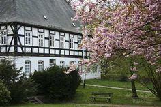 Wormbach in Schmallenberg, Sauerland, Germany