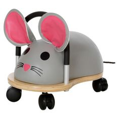 Prince Lionheart Wheely Bug Mouse - Large