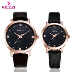 Man Woman's Quartz Watch Fashion Couple Lover's Watches PU Leather Band Wrist Watch relogio feminino Best Gifts k1028. Yesterday's price: US $39.99 (32.65 EUR). Today's price: US $7.60 (6.23 EUR). Discount: 81%.