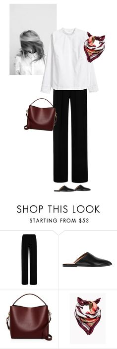 """#303"" by ceciliefang ❤ liked on Polyvore featuring Clover Canyon, Prada, ATP Atelier and Céline Lefébure"