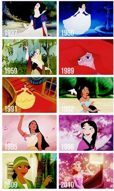 the princess disney movies<3 i will always love them no matter how old i am.