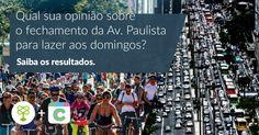 Para saber a opinião dos paulistanos sobre o fechamento da Avenida Paulista para carros aos domingos, o Catraca Livre lançou uma enquete em parceria com o Colab.re. Confira os resultados.