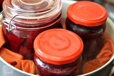 Salata de sfecla rosie pentru iarna - CAIETUL CU RETETE Preserve