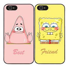 Coque Spongebob Patrick BFF Drop Shipping Case for iPhone 7 6 SE 5 4 Plus Case Cover for iPod Touch 6 5 Case. Iphone 6 Phone Cases, Diy Iphone Case, Iphone Plus, Funny Phone Cases, Iphone Case Covers, Tumblr Phone Case, Best Friend Cases, Bff Cases, Friends Phone Case