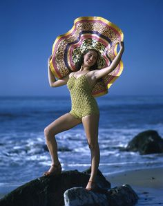 beach hat, via Flickr