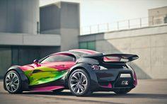 concept cars   Citroen Survolt Concept Car 2 Wallpaper   HD Car Wallpapers