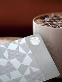 Do you LOVE Starbucks?  I mean REALLY LOVE Starbucks?  Then you may want to be owner of an etched steel, $ 450 Starbucks card.  Starbucks will make 5,000 of these steel card and comes with gold-level Starbucks card membership benefits.