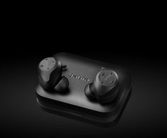 True Wireless Earbuds for Sport Sport Earbuds, Sports Headphones, Wireless Earbuds, Bluetooth, Cool Electronics, Consumer Electronics, Xmas Gifts For Dad, Id Design, Audio Speakers