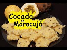 Como fazer Cocada Cremosa de Maracujá #24 - YouTube