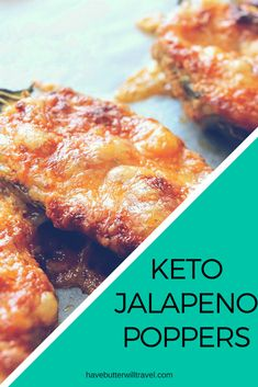 These keto jalapeño poppers are one of Dan's favourites. We love to have them with chicken wings and this meal feels like a real treat. These are perfect to serve your friends on game night or as a weekend special treat. What's not to love about these cheesy morsels.