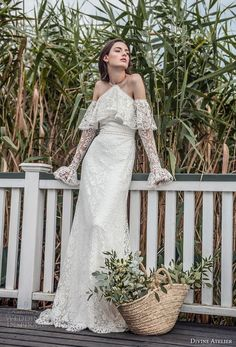 White bride dresses. Brides imagine finding the most suitable wedding ceremony, but for this they need the ideal bridal wear, with the bridesmaid's outfits enhancing the brides dress. The following are a number of suggestions on wedding dresses.
