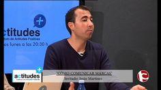 """Bonita experiencia con Fabián y Carlos en Instituto de Actitudes  Positivas hablando de """"Cómo comunicar marcas""""@ActPositivas http://youtu.be/YdQWnxIR_tA #Comunicación #MarketingDigital"""