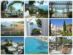 Would you like to buy a property in Moraira: Moraira, Interior Inspiration, Interior And Exterior, Villa, Beach Houses, Mansions, House Styles, Places, Outdoor Decor