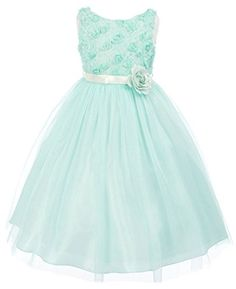 OLIVIA KOO Lovely Tulle and Mesh Flower Bodice Flower Girl Dress MINT 12 OLIVIA KOO http://www.amazon.com/dp/B00NCJXWJC/ref=cm_sw_r_pi_dp_JqrWub1YP66D8