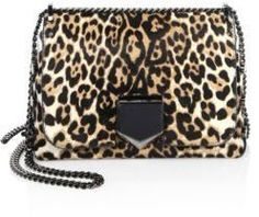 Jimmy Choo Lockett Petite Leopard-Print Calf Hair Chain Shoulder Bag shopstyle.it/l/dD7S Chain Shoulder Bag, Shoulder Handbags, Shoulder Bags, Tokyo Fashion, Fashion Bags, London Fashion, Teen Fashion, Korean Fashion, Fashion Models