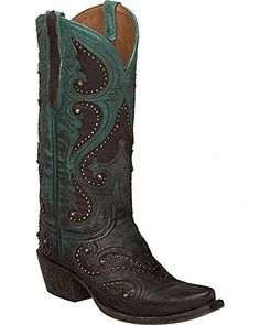 Lucchese Ombre Mad Dog Cowgirl Boot #Shoes
