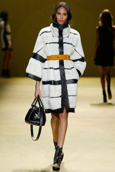 J. Mendel   Fall 2014 Ready-to-Wear Collection   Style.com
