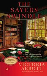 The Sayers Swindle:the second book collector mystery