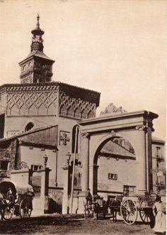 Puerta del Duque - actual plaza de san miguel