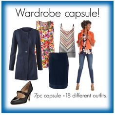 Get the most out of your clothing budget by learning to capsule! Ask me how! www.abigailhall.cabionline.com