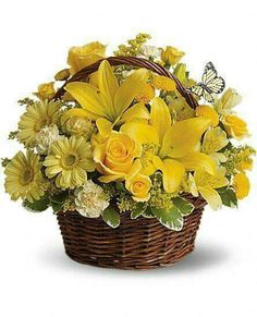 Wood's Flowers & Gifts will create beautiful flower arrangements for all of your occasions. Need Birthday flowers, Mother's Day flowers, Get Well flowers or Anniversary flowers? Get Well Flowers, Fast Flowers, Summer Flowers, Love Flowers, Yellow Flowers, Beautiful Flowers, Elegant Flowers, Holland Flowers, Floral Arrangements
