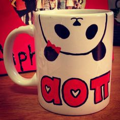 I should have made a mug that looked like this for my little!