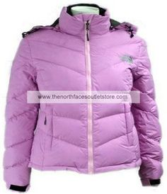 The North Face Women Nuptse Goose Down Jacket(Pink)