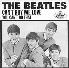 Can't buy me love by The Beatles