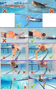 Tips de natación