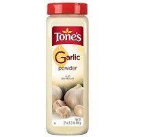 Tone's Garlic Powder (21 oz) - Large Restaurant / Food Service Shaker Top Siz... by Tone's, http://www.amazon.com/dp/B000EZSF12/ref=cm_sw_r_pi_dp_ZI2crb04C52X2