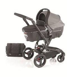 Rider Formula Strata, cochecito de bebe de 3 piezas, su antiguo precio era de 909€ y ahora lo puedes adquirir hasta fin de existencias a 674.95€