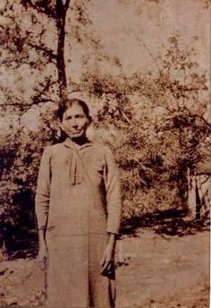 Mary Jane Camp-Watson (daughter of Isom Camp and Searnia Louisiana McCurtain-Camp, and the wife of Andrew Jackson Watson) - Choctaw - before 1939
