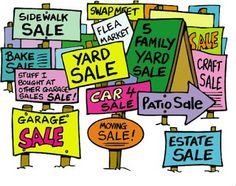 Yard Saling 101 - whether you are going to or having a yard sale/garage sale http://www.allkindsofthingsblog.com/2012/07/yard-saling-101.html