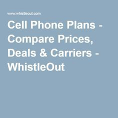 cell phone plans with free phones