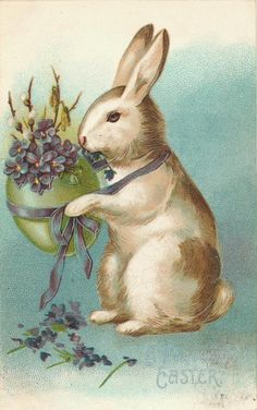 Hopes, Dreams and Vintage Easter Printables