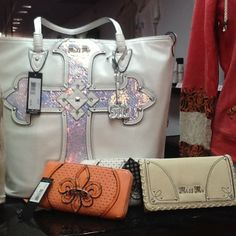 Miss Me Purse and Wallet