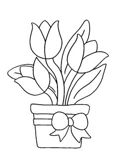 Great Free of Charge drawing flowers color Popular Roses usually are NOT effortless to get! Well-executed rose pen-drawings are popular upon a number of social networking Printable Flower Coloring Pages, Easy Coloring Pages, Coloring Books, Art Drawings For Kids, Colorful Drawings, Easy Drawings, Pen Drawings, Drawing Art, Applique Patterns