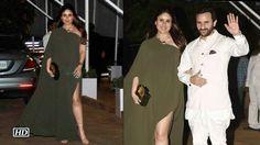 Saif Kareena Steal The Show At Ranbir Kapoors Birthday Bash