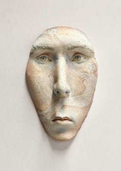 ☥ Figurative Ceramic Sculpture ☥  Beverly Mayeri | Mosaic Memory, 2011