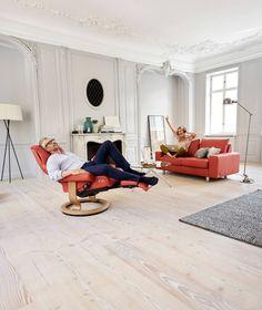 Stressless® View Relaxsessel Mit LegComfort™ System Und Stressless