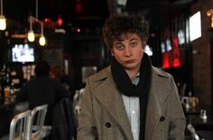 """Shameless"" actor Jeremy Allen White  (If Bob Dylan had a kid with James Dean)"