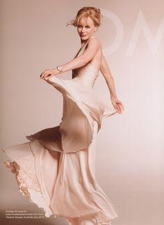 Nicole Kidman Omega Print Ad
