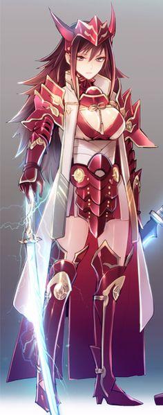 Female Ryoma : FireEmblemHeroes