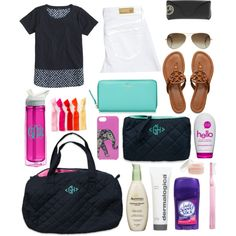 What's in My Sleepover Bag?