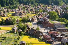 Shirakawa-gō and Gokayama, Japan   22 Stunning Under-The-Radar Destinations To Add To Your Bucket List In 2014