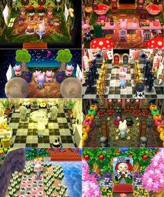 ~Alice in Wonderland themed town~ Dream code: 3300 - 0238 - 8542