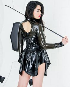 Land mistress fetish